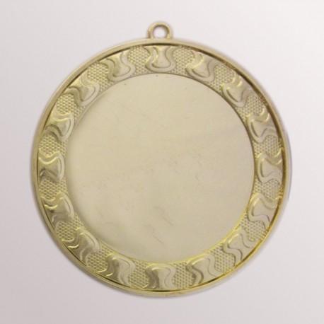 medaile M7002 zlatá
