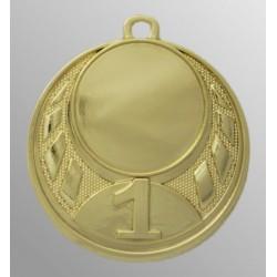 medaile M406 zlatá