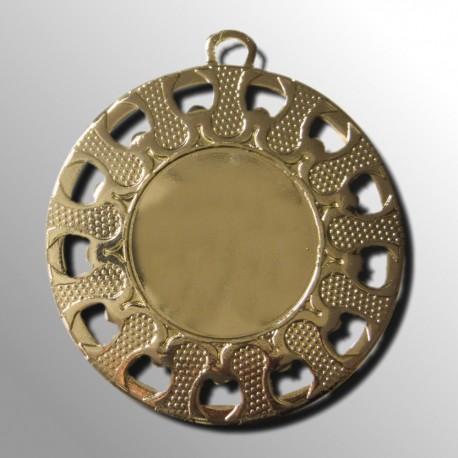 medaile M385 zlatá