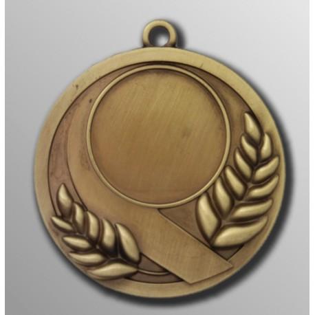 medaile 404 zlatá
