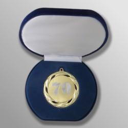 kazeta na medaili