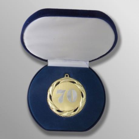 krabička na medaili
