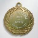 rytí do medaile