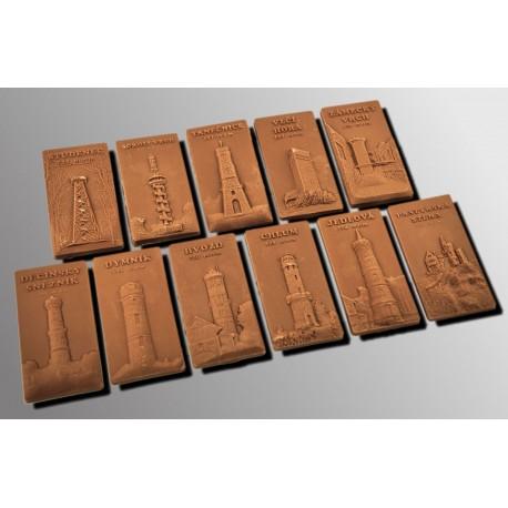 originální dárek - vlastní čokoláda