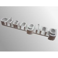 3D nápis
